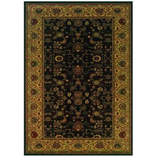 "Everest Tabriz/Midnight 7'10"" x 11'2"" Rug"