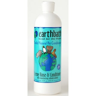 Earthbath Pet Creme Rinse/ Conditioner