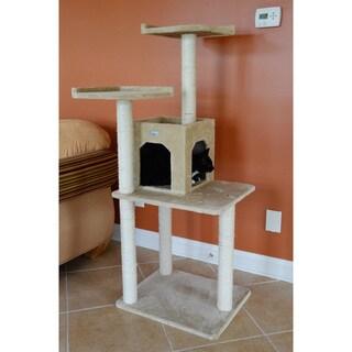 GleePet 57-inch Faux Fur Cat Tree|https://ak1.ostkcdn.com/images/products/8434962/P15730860.jpg?_ostk_perf_=percv&impolicy=medium