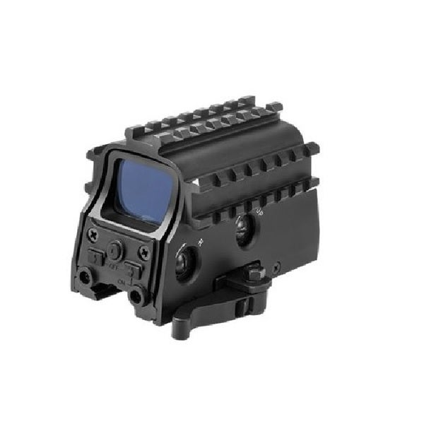 NcStar Tactical Green Dot Scope Built-in Red Laser
