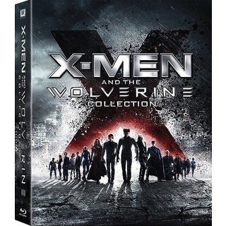 X-Men & the Wolverine Collection (Blu-ray Disc)