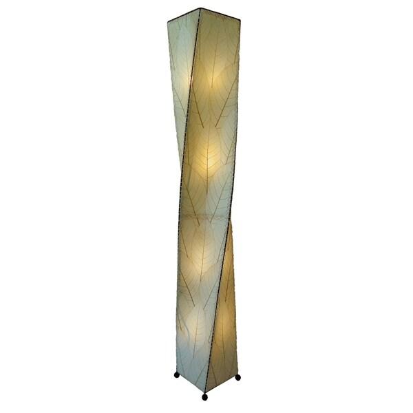 Handmade Twist Giant Floor Lamp