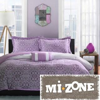 Mi Zone Carmen 4-piece Comforter Set