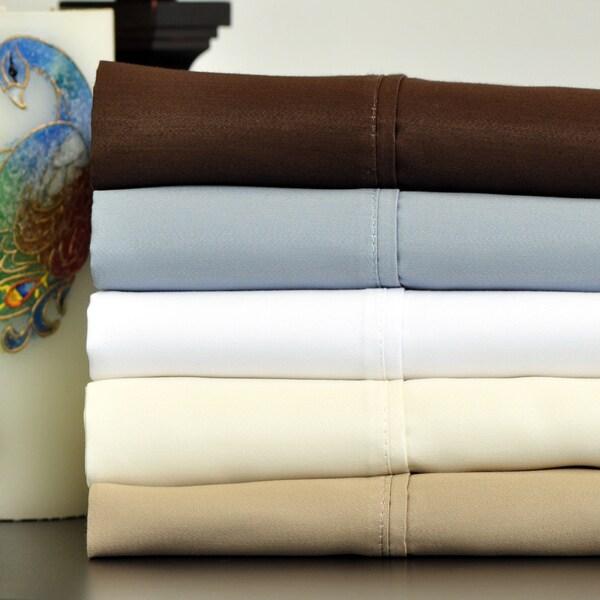 500 Thread Count Cotton Blend Sheet Set
