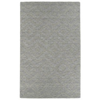 Trends Oatmeal Phoenix Wool Rug (9'6x13'6)