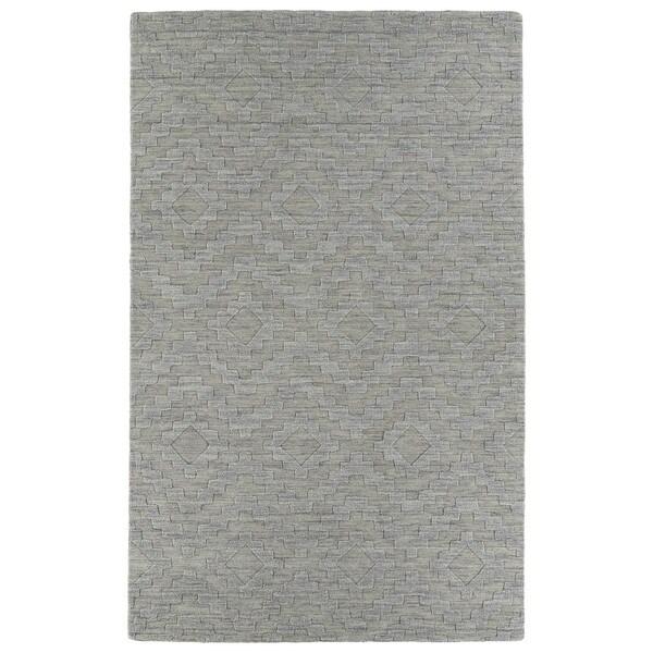 Trends Oatmeal Phoenix Wool Rug - 9'6x13'6