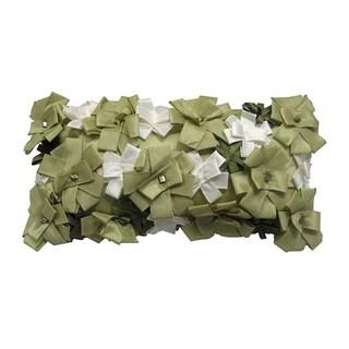 """Pale Decorative Pillow (20"""" x 10"""")"""