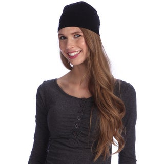 Adrenaline Skully Black Lightweight Wool Liner Beanie