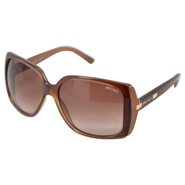 Jimmy Choo Women's 'Severine/S' Pearl Shaded Pink Sunglasses
