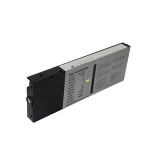 INSTEN Epson T6064Y 220ml Yellow Ink Cartridge (Remanufactured)