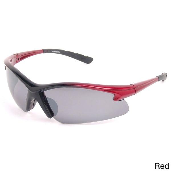 Extreme Optiks Men's 'RACR' Polarized Sunglasses