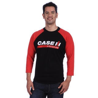 Case IH Men's Logo Baseball Style Jersey