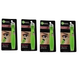 Garnier Nutrioniste 0.5-ounce Skin Renew Anti-Puff Eye Roller (Pack of 4)