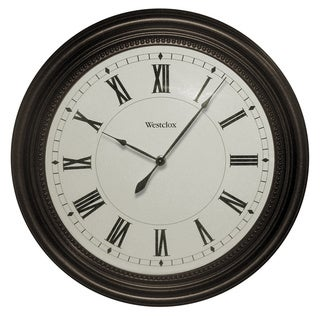16-inch Round Westclox Wall Clock
