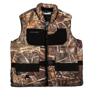 Stearns Waterfowl Realtree Max-4 CamoFloat Vest