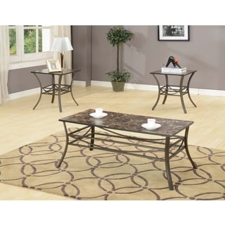 Table Sets Coffee Sofa End Tables Shop The Best Brands Today Overstock Com