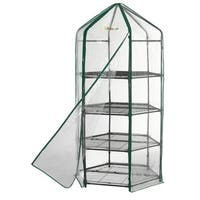 Ogrow Ultra-Deluxe 4-tier Hexagonal Flower Planthouse