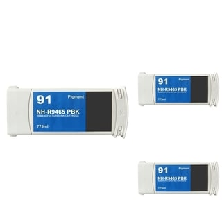 Insten Photo Black Remanufactured Ink Cartridge Replacement for HP