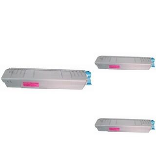 Insten Magenta Non-OEM Toner Cartridge Replacement for Okidata