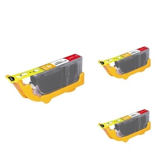 INSTEN Grey Ink Cartridge for Canon CLI-221GY