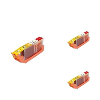 INSTEN Yellow Ink Cartridge for Canon PGI-251XL Y