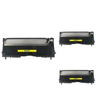 Insten Premium Yellow Color Toner Cartridge CLT-Y407S for Samsung CLP-320/ 325
