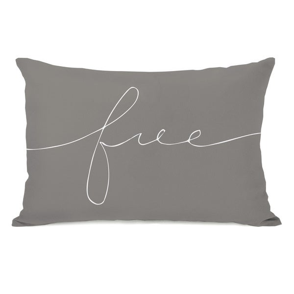 Free Mix and Match Throw Pillow
