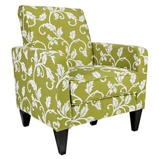 Handy Living Sutton Spring Leaf Arm Chair