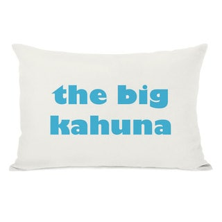 Big Kahuna Throw Pillow