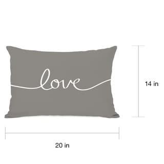 love mix u0026 match gray throw pillow
