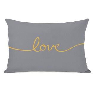 Love Mix & Match - Mimosa Throw Pillow