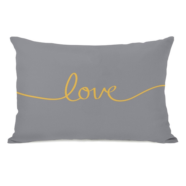 Love Mix & Match - Mimosa Throw Pillow