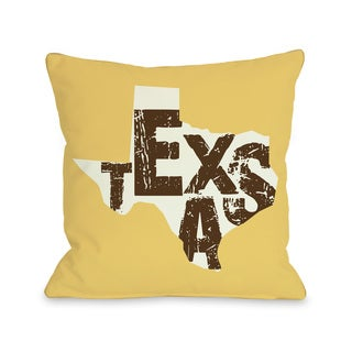 Link to Texas State Silo Throw Pillow Similar Items in Decorative Accessories