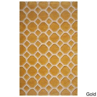 Momeni Bliss Honeycomb Hand-Tufted Rug