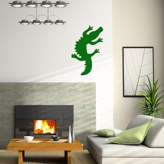Crocodile/ Alligator Vinyl Wall Decal