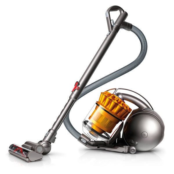 Dyson DC39 Yellow Multi Floor Canister Vacuum (Refurbished)