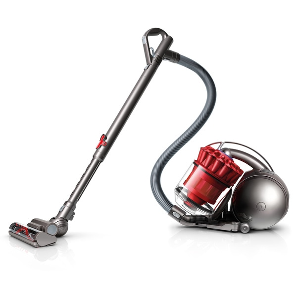 Dyson DC39 Red Multi Floor Canister Vacuum (Refurbished)