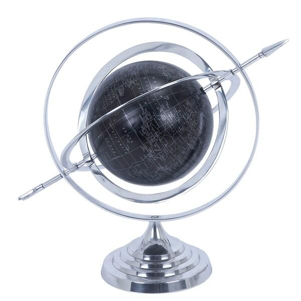 Armillary Sphere World Globe Table and Studio Decor