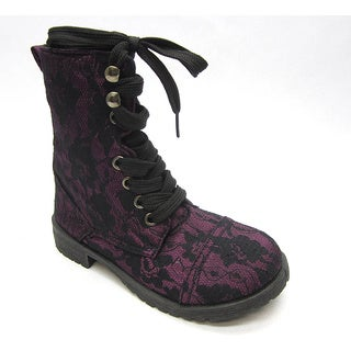 Mid-Calf Boots Girls' Shoes | Overstock.com: Buy Shoes Online