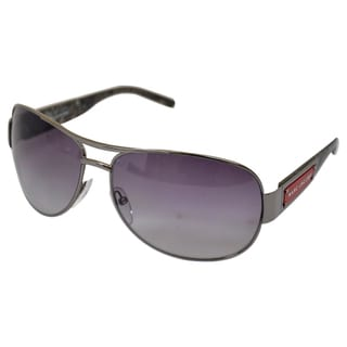 Marc Jacobs Unisex 'MJ 125/U/S' Aviator Sunglasses