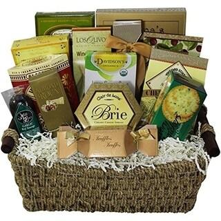 Abundant Blessings Gourmet Food Gift Basket