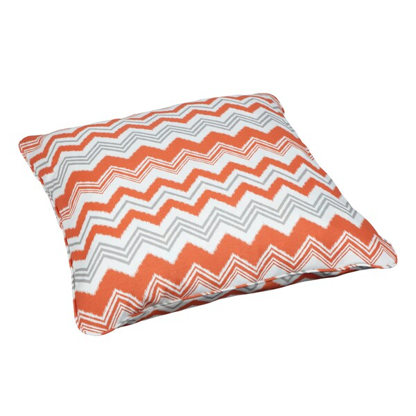 Large Outdoor Floor Pillows : Tango Zazzle Corded Outdoor/ Indoor Large 26-inch Floor Pillow - Free Shipping Today - Overstock ...