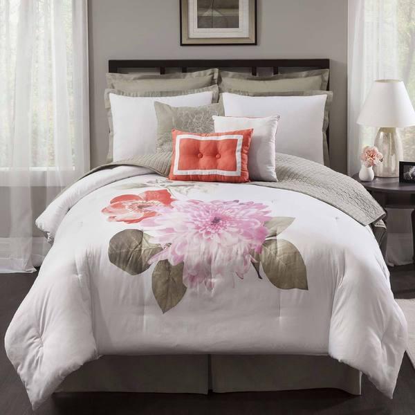 Camille 10-piece Comforter Set