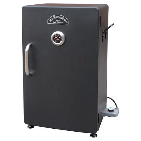 Landmann Smoky Mountain Black 26-inch Electric Smoker