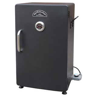Landmann Smoky Mountain Black 26-inch Electric Smoker