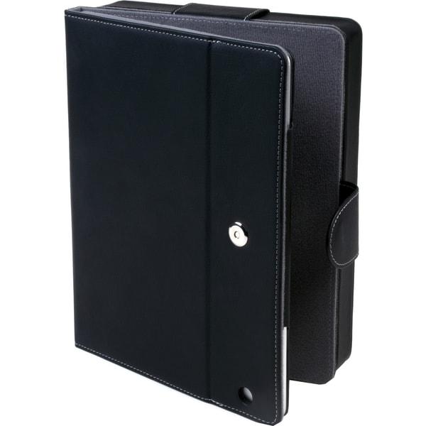 CTA Digital Carrying Case (Folio) for iPad - Black