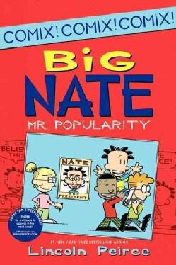 Big Nate Mr. Popularity (Paperback)