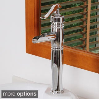 Elite Single Lever Basin Vessel Sink Faucet