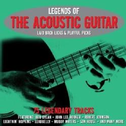 Various - Legends Of Acoustic Guitar