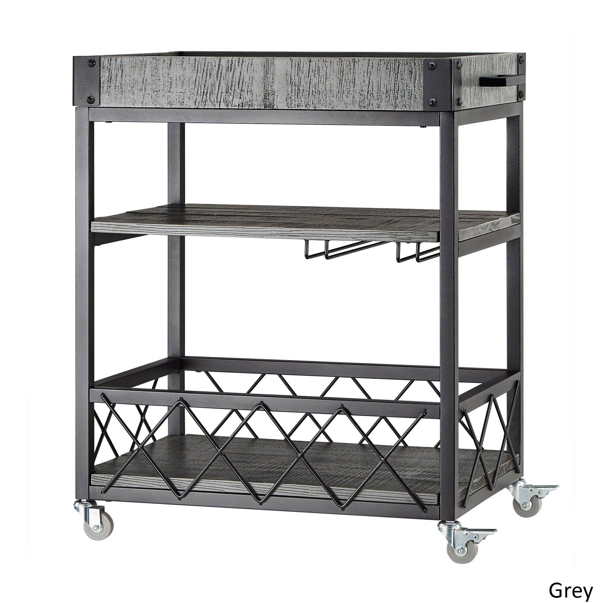 Wood And Metal Rolling Serving Cart Bar Serving Carts Myra Rustic Mobile Kitchen Bar Serving Cart Tutiflores Com Br